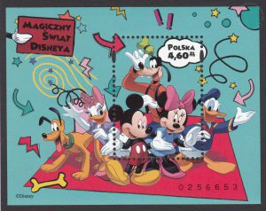 Magiczny świat Disneya - Blok 172