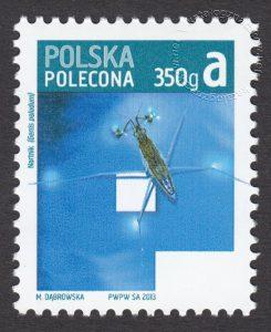 Znaczek obiegowy priorytetowy - 350 g A - P - znaczek nr 4478