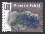 Minerały Polski - znaczek nr 4482