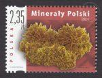 Minerały Polski - znaczek nr 4485