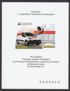 Europa - znaczek nr 4457 NDA