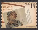 Utracone Dzieła Sztuki - znaczek nr 4497