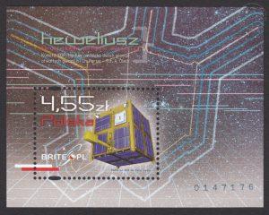 Drugi polski satelita naukowy - Blok 174
