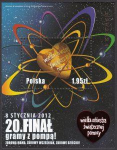 20 Finał Wielkiej Orkiestry Świątecznej Pomocy - Blok 166