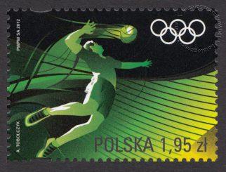 Igrzyska XXX Olimpiady Londyn 2012 - znaczek nr 4425