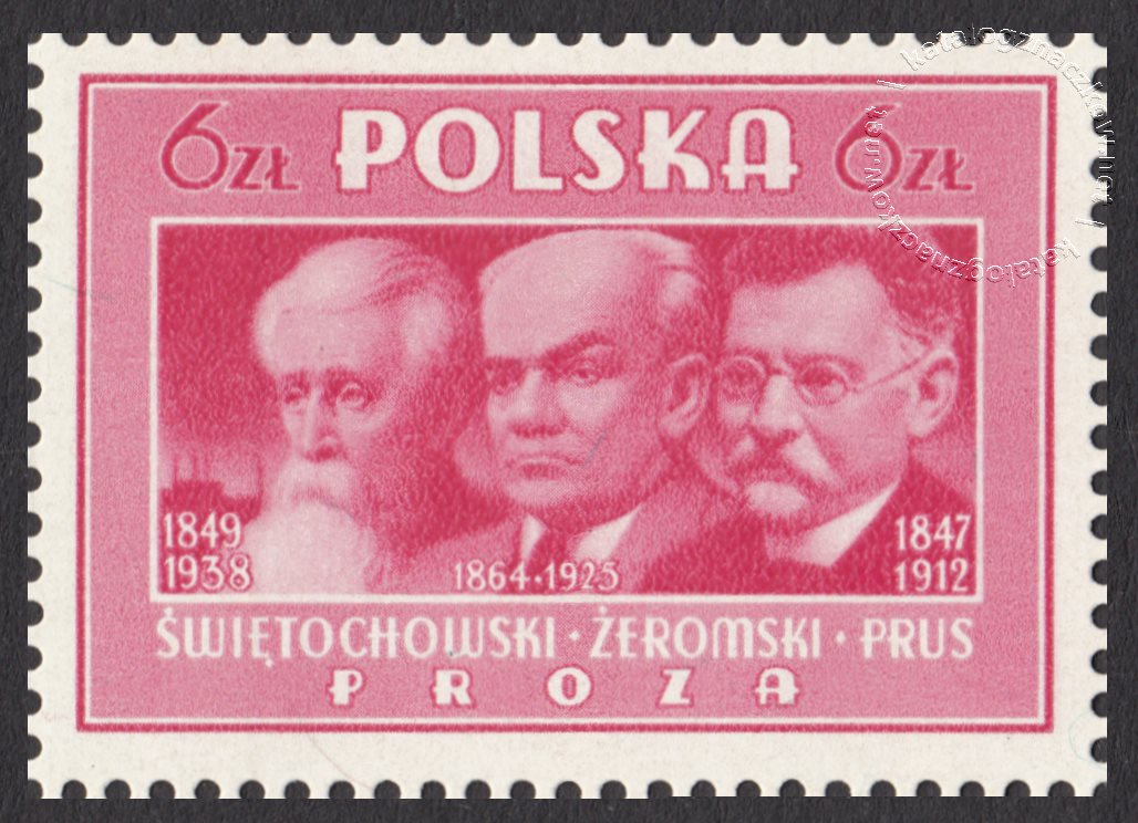 Kultura Polska znaczek nr 433a
