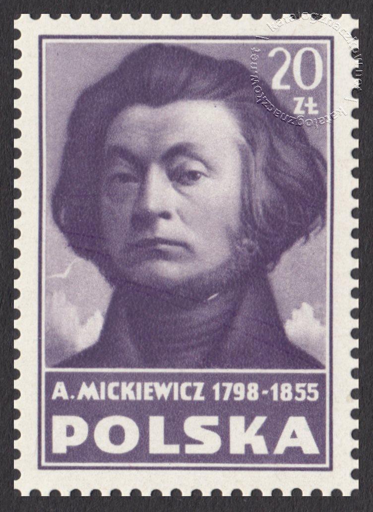 Kultura Polska znaczek nr 436a