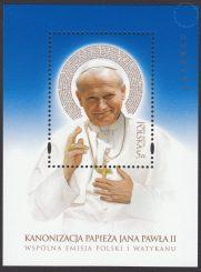 Kanonizacja Papieża Jana Pawła II - Blok 179