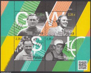 Wybitni polscy trenerzy - ark. 4531-4534