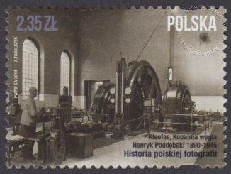 Historia polskiej fotografii - znaczek nr 4536