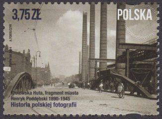 Historia polskiej fotografii - znaczek nr 4537