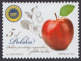 Polskie produkty regionalne - znaczek nr 4539
