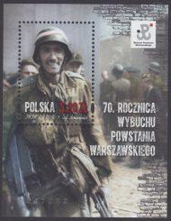 70 rocznica wybuchu Powstania Warszawskiego - Blok 183