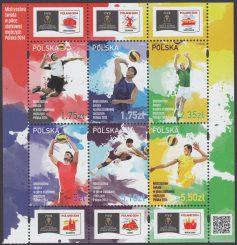Mistrzostwa świata w piłce siatkowej mężczyzn Polska 2014 - ark. 4549-4554