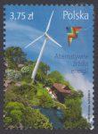 Alternatywne źródła energii - znaczek nr 4559
