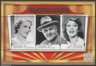 Ludzie kina i teatru - ark. 4591-4593