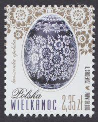Wielkanoc - znaczek nr 4604