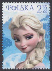 Magiczny Świat Disneya - znaczek nr 4616