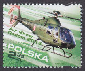 Air Show – Radom 2015 - znaczek nr 4632
