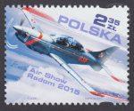 Air Show – Radom 2015 - znaczek nr 4631