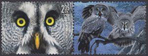 Polskie ptaki - znaczek nr 4648