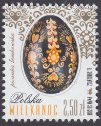 Wielkanoc - znaczek nr 4671