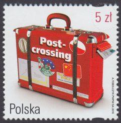 Postctossing - znaczek nr 4702
