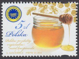 Polskie produkty regionalne - znaczek nr 4704