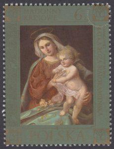 Madonny Kresowe - znaczek nr 4709