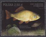 Ryby zagrożone wyginięciem - znaczek nr 4712