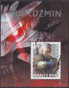Wiedźmin - Blok 199