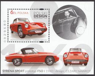 Polski design - Blok 201
