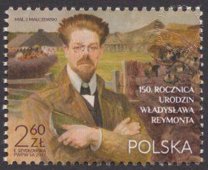 150 rocznica urodzin Władysława Reymonta - 4757
