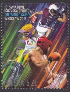 10 Światowe Igrzyska Sportowe The World Games Wrocław 2017 - 4762