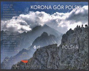 Korona Gór Polskich - Blok 205A