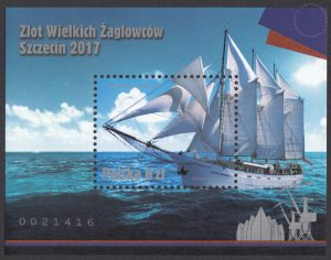 Zlot Wielkich Żaglowców Szczecin 2017 - Blok 206