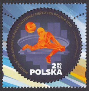 Mistrzostwa Europy w piłce siatkowej mężczyzn Polska 2017 - 4778