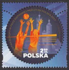Mistrzostwa Europy w piłce siatkowej mężczyzn Polska 2017 - 4780