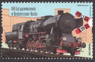 100 lat parowozowni w Kędzierzynie-Koźlu - 4862