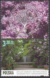 200 lat Ogrodu Botanicznego Uniwersytetu Warszawskiego - 4863