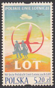 90-lecie Polskich Linii Lotniczych LOT - 4936