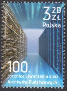 100 rocznica utworzenia sieci Archiwów Państwowych - 4938