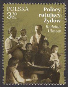 Polacy ratujący Żydów - 4948