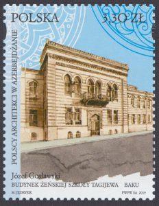 Polscy architekci w Azerbejdżanie - 4969