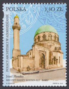 Polscy architekci w Azerbejdżanie - 4971