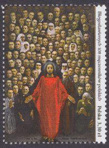 Błogosławionych 108 męczenników polskich - 4977