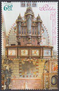 Zabytkowe organy w Polsce - 4979
