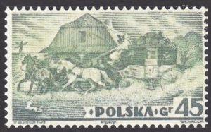 V Ogólnopolska Wystawa Filatelistyczna w Warszawie - 307A