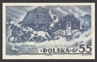 V Ogólnopolska Wystawa Filatelistyczna w Warszawie - 306B