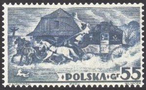 V Ogólnopolska Wystawa Filatelistyczna w Warszawie - 307B